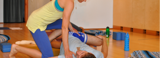 Deep Healing Stretch: Yin Yoga