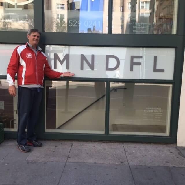 Sujantra at MNDFL