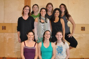 Fall 2010 Teacher Training Graduates!